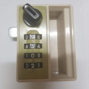 khóa số locker sắt